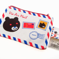 Air Mail Envelope Purse