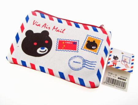 Air Mail Envelope Purse