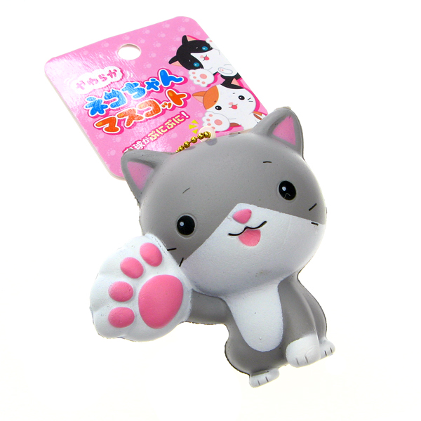 Squishy Sound Cat S Ear : Kawaii Squishy Uk - The Squishy Databases