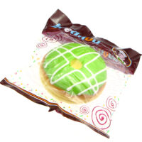 Breadou Jumbo Doughnut Squishy