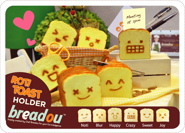 Squishy Roti : Breadou squishy Roti Toast Holder ?7.99 buy at Something kawaii UK