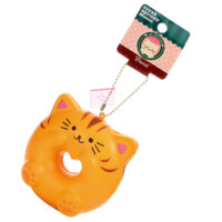 cafe_sakura_tonkichi_cat_doughnut_slow_rising_super_squishy_charm