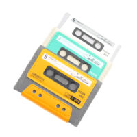 Cassette Tape card Holder Purse