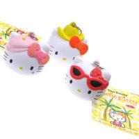 Cross Dressing Hello Kitty Squishy