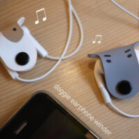 Doggie Earphone Winder