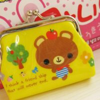 Friendship Bear Coin Purse