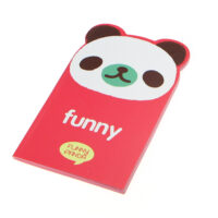 Funny Panda Animal Notebook