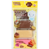 Fuwa Fuwa Paper Clay- 4 dark colours