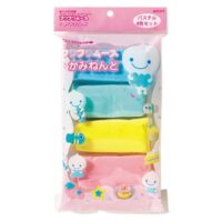 Fuwa Fuwa Paper Clay- 4 pastal colours