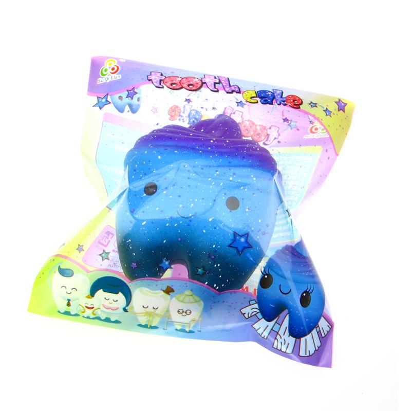 Squishy Galaxy Tooth : Galaxy Tooth Jumbo Scented Slow Rising Squishy ?6.99 buy at Something kawaii UK