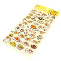 Gudetama lazy Egg Stickers