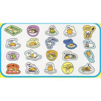 Gudetama Seal Die Cut Sticker Sack