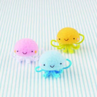 Hamanaka Needle Felting Kit - Smiling Jellyfish