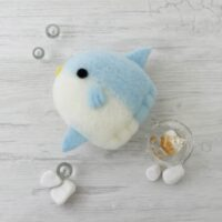 Hamanaka Needle Felting Kit - Sun Fish