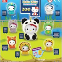 Hello Kitty costume swing Zoo Charm