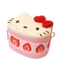 Hello Kitty Lovely Sweets Shortcake Squishy Charm