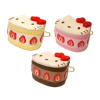Hello Kitty Lovely Sweets Shortcake Squishy Charm