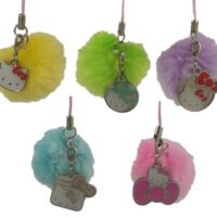 Hello Kitty pom-pom dangler