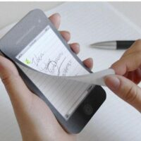 iphone Style memo Pad
