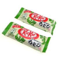 Japanese Kit kat  Tamaruya Wasabi - 2pcs