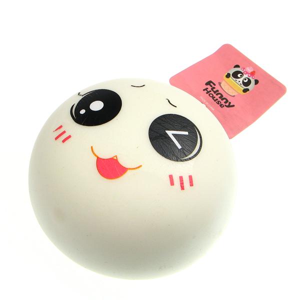 Emoji Squishy Tag : Jumbo Emoji Slow Rising Squishy Bun ?4.99 buy at Something kawaii UK