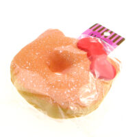Jumbo Hello Kitty Doughnut Squishy Charm