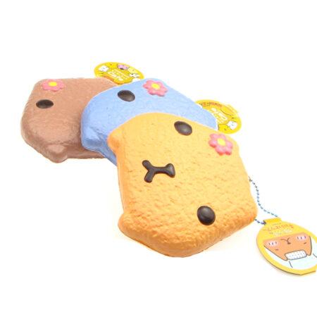 Jumbo Kapibarasan Squishy Charm