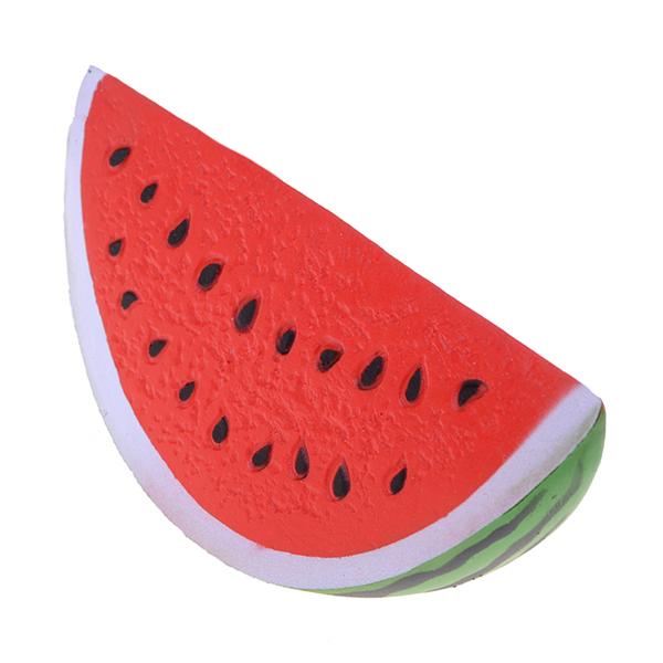 Squishy Watermelon : Jumbo Water Melon Slice Slow Rising Squishy ?6.99 buy at Something kawaii UK