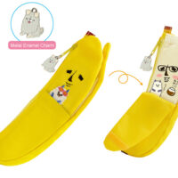 kamio Boss Banana Banao Pencil Case