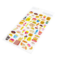 Kawaii 3D Fast Food Stickers
