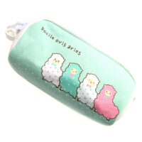 Kawaii Alpaca Pencil Case