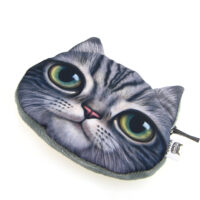 kwaii Cat Plush purse