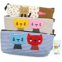 Kawaii Cats Pencil Case