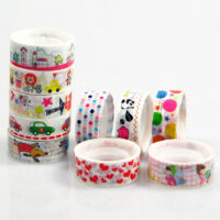 Kawaii Deco tape Small - 10 pack