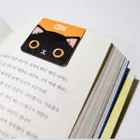 Kawaii Neko Magnetic Bookmark set