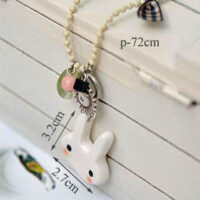 Kawaii Rabbit Necklace