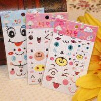 kawaii Smiley face Sticker