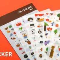 kawaii Sticker Bumper pack