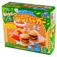 Kracie Popin Cookin Happy Kitchen Kit ��� Hamburger