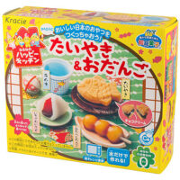 Kracie Popin Cookin Happy Kitchen Kit ��� Taiyaki and Dango