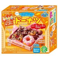 Kracie Popin Cookin Happy Kitchen Kit ��� Doughnuts