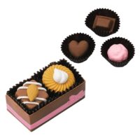 Kutsuwa DIY Eraser Kit - Chocolate