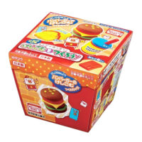 Kutsuwa DIY Eraser Kit - Hamburger