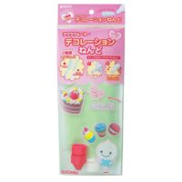 Fuwa Fuwa mousse Clay whipped cream - Green