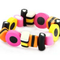 Liquorice Allsorts Bracelet