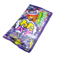 Meiji Watapachi Popping Candy Floss - Grape