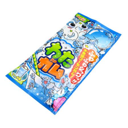 Meiji Watapachi Popping Candy Floss - Soda
