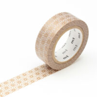 mt Washi Tape - Asanoha Sinchu