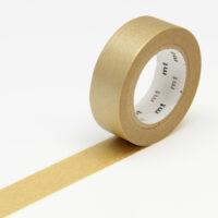 mt Washi Tape - Gold