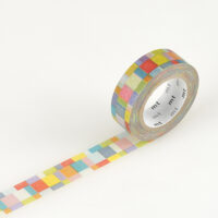 mt Washi Tape - Mosaic Bright